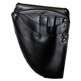 LEATHER HAIRDRESSER HOLSTER
