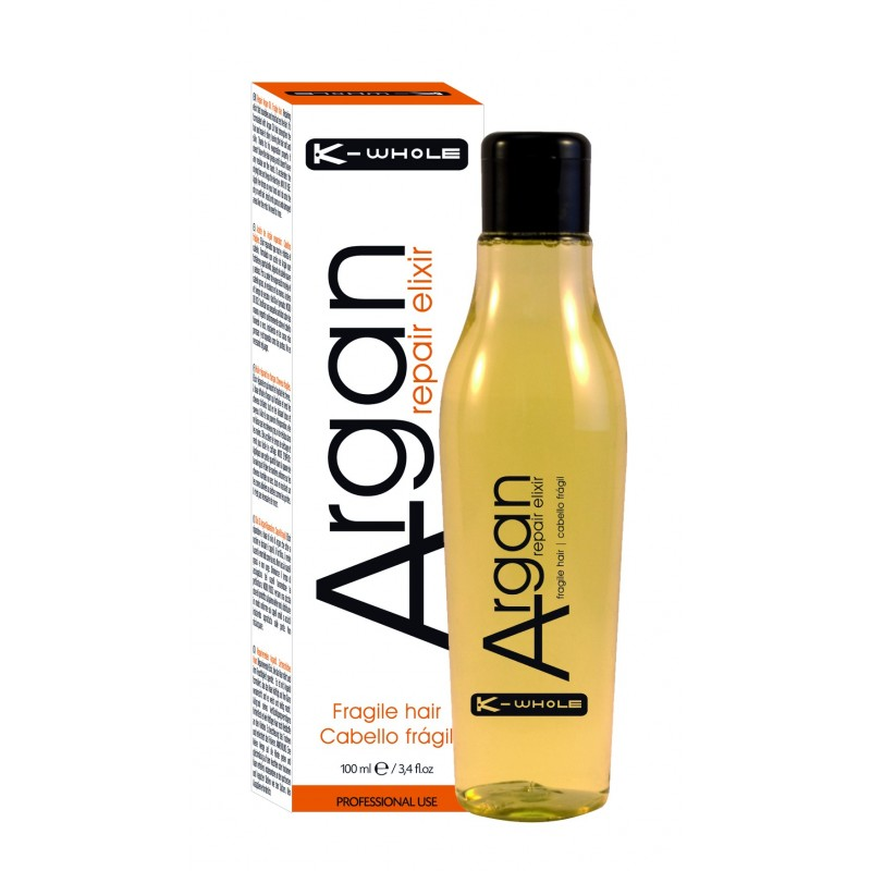 argan oil thin hair 100ml - postquam | professional