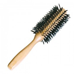 ROUND WOOD BRUSH