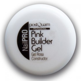 PINK BUILDER GEL 15ML - GEL ROSA CONSTRUCTOR