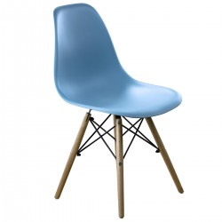 CHAIR EIFFEL SEA BLUE...