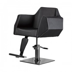 ACKERMANN BLACK LUXE ARMCHAIR