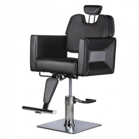 ACKERMANN BLACK ARMCHAIR