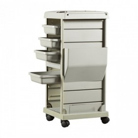 WORK CART YAHARI DELUXE WHITE