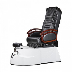 SPA MASSAGE CHAIR BLACK