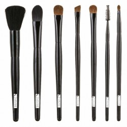 SET 7 PINCEAUX MAQUILLAGE...