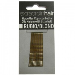 HAIRPIN CLIP BLOND