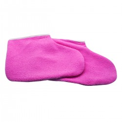 TERRY CLOTH BOOTIES-CUBRE...