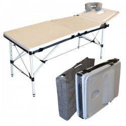 WAXING BED SUITCASE
