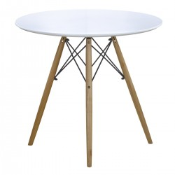 TABLE EIFFEL  PETITE BLANC...
