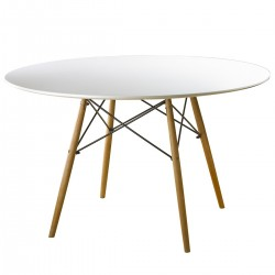 WHITE TABLE EIFFEL-LARGE...