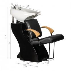 TABLE TWINS BLANC