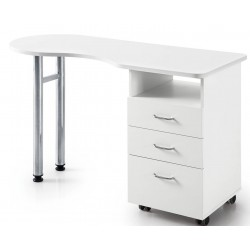 MANICURE TABLE 3 DRAWERS