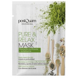 PURE & RELAX FACE MASK 10ML