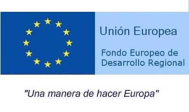 Logo Unión Europea FEDER